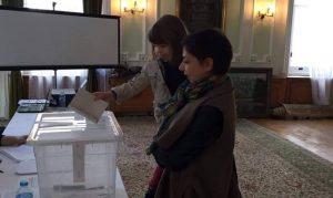 гласуване в чужбина